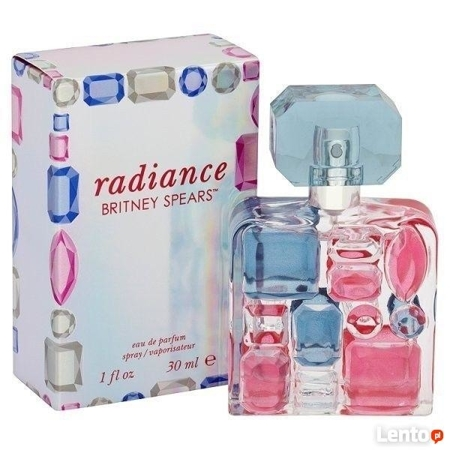 Britney Spears Radiance TESTER EDP W 100ml