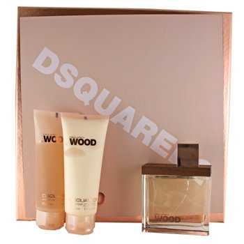 Dsquared2 She Wood SET W EDP 100ml + Balm 200ml