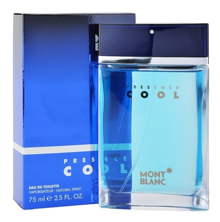 Mont Blanc Presence Cool EDT M 75ml