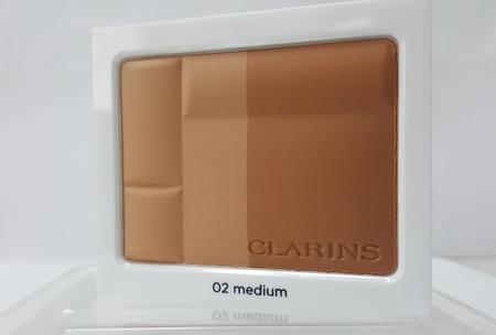 Clarins Bronzing Duo Mineral PUDER BRĄZUJĄCY 02