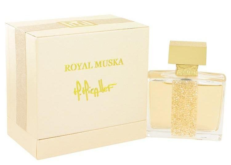 M.Micallef Royal Muska EDP W 100ml