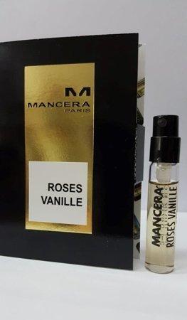 Mancera ROSE VANILLE EDP 2 ml PRÓBKA